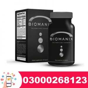 Biomanix Available in Pakistan
