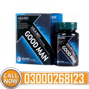 Good Man Capsules in Pakistan