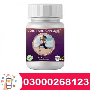 Joint Pain Relief Capsules in Pakistan