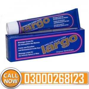 Largo Cream in Pakistan